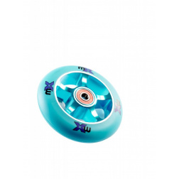Kolečko Micro MX 100 mm blue/blue