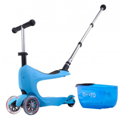 Mini2go Deluxe Plus - modrá (blue)