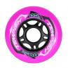 inline kolečka růžová