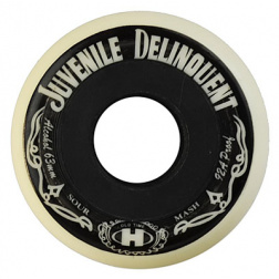 Juvenile Delinquent white 63mm 92A 4ks