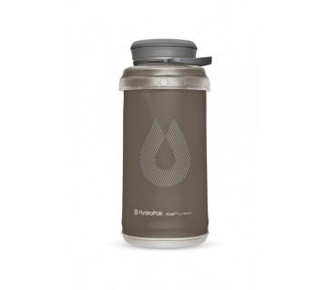 Stash Bottle 1L Mammoth Grey - skladacia fľaša