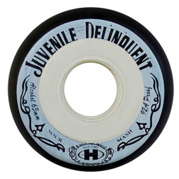 Juvenile Delinquent black 63mm 92A 4ks