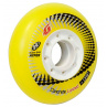 žlutá kolečka na inline brusle