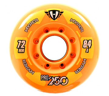 Pro 250 72mm 84A orange 4ks