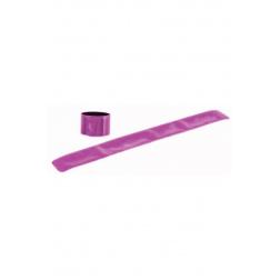 Reflexní páska bez potisku - fialová