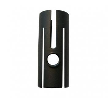 Plastic facing of tubus handlebars