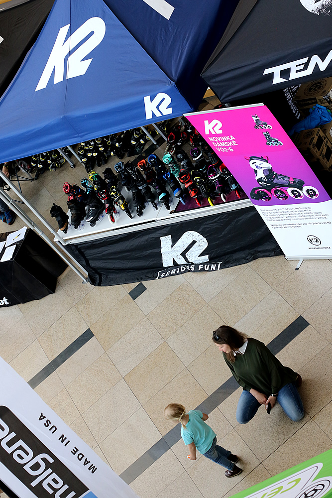 Brusle K2 Praha Inline Festival 2019