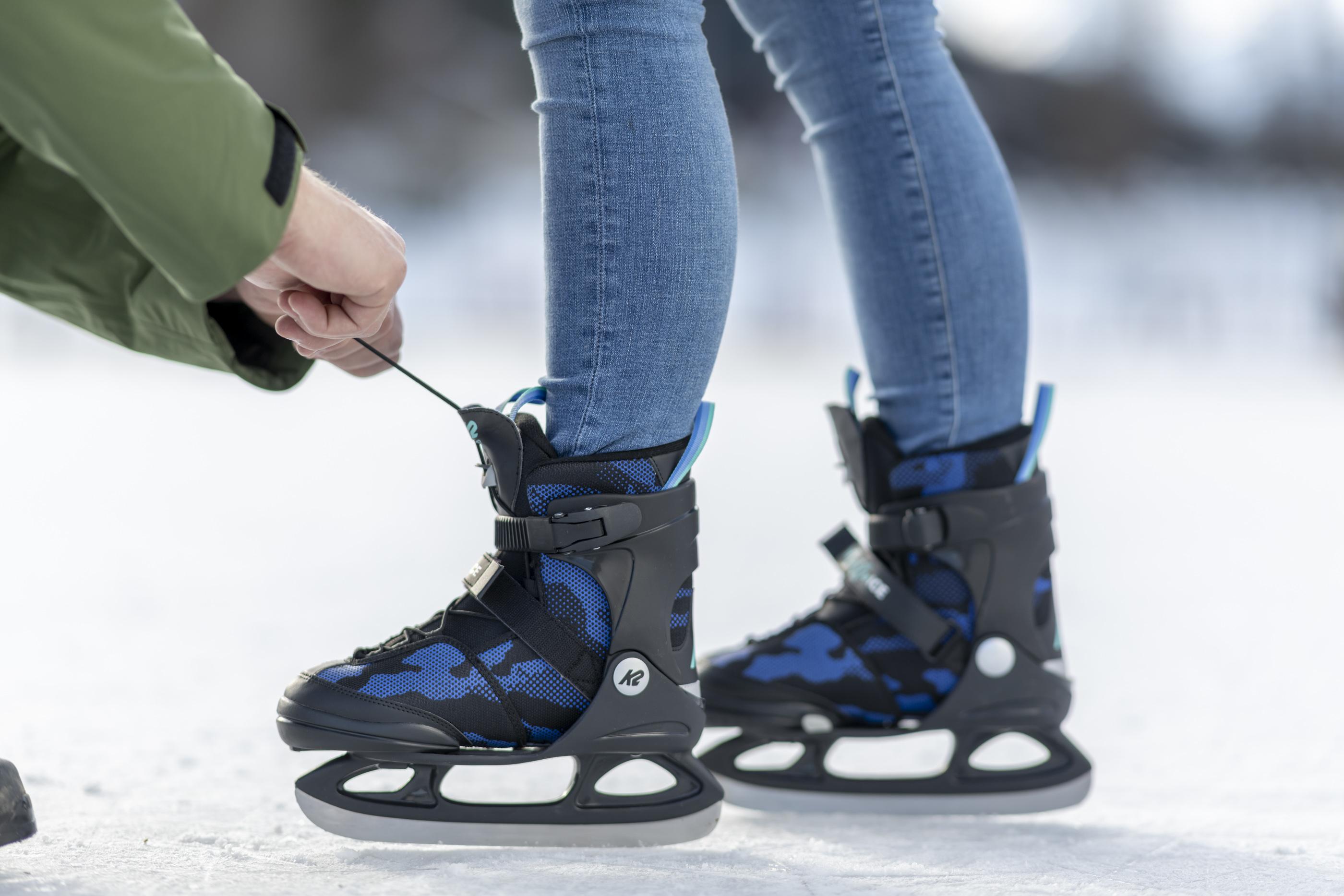 Dětské lední brusle K2 Marlee Ice pro holky