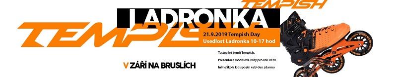 Inline brusle Tempish test Inline centrum Praha