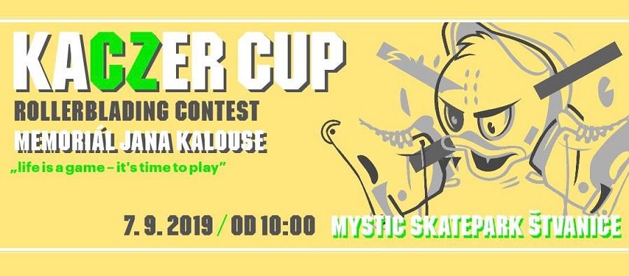 Kaczer Cup a Inline Centrum 2019