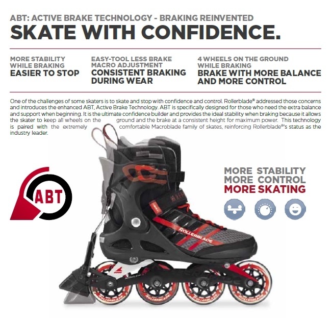 b6c3632c3b1 Introduction the collection of skates Rollerblade 2018/2019 ...