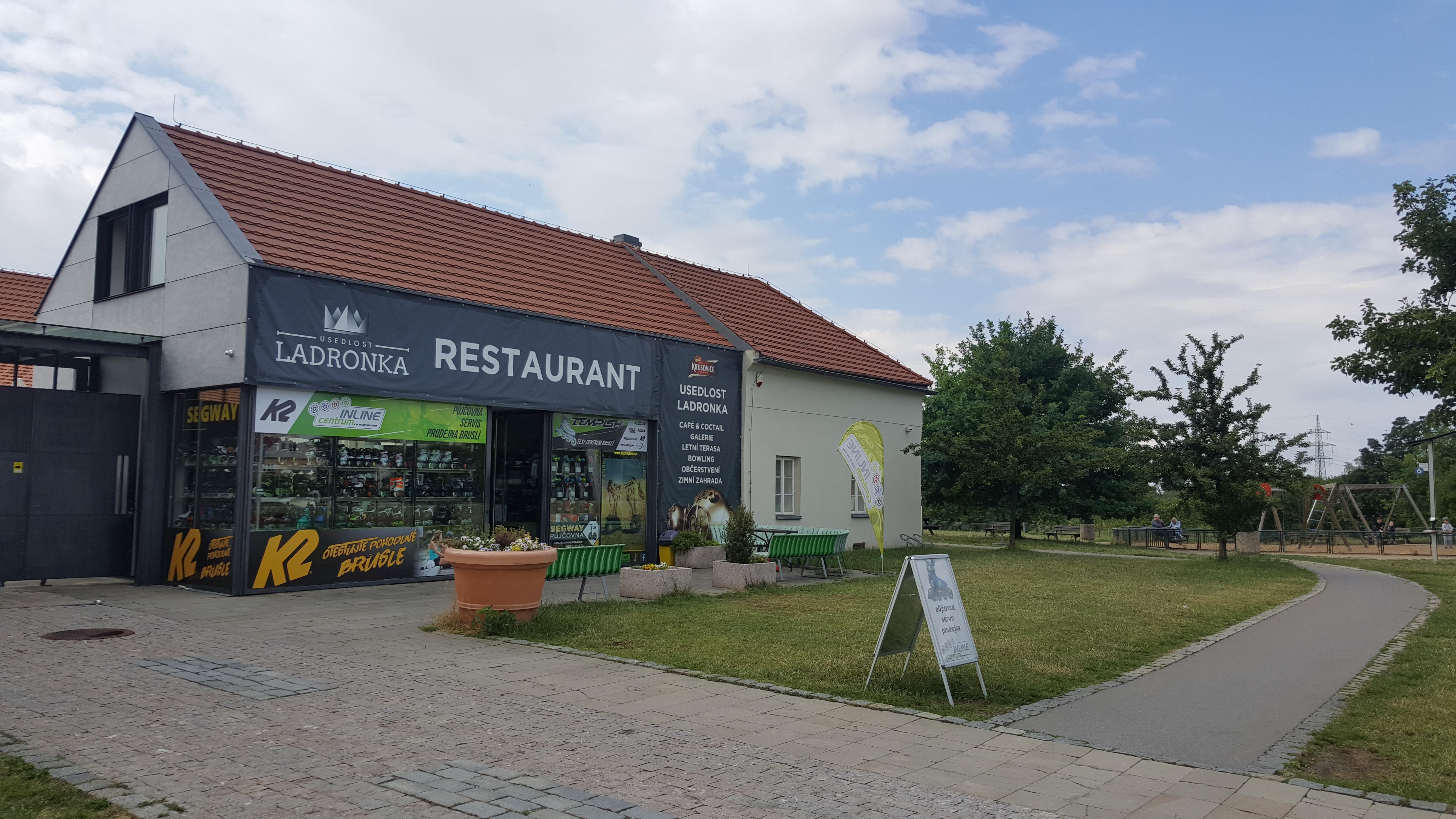 Inline Centrum Usedlost Ladronka