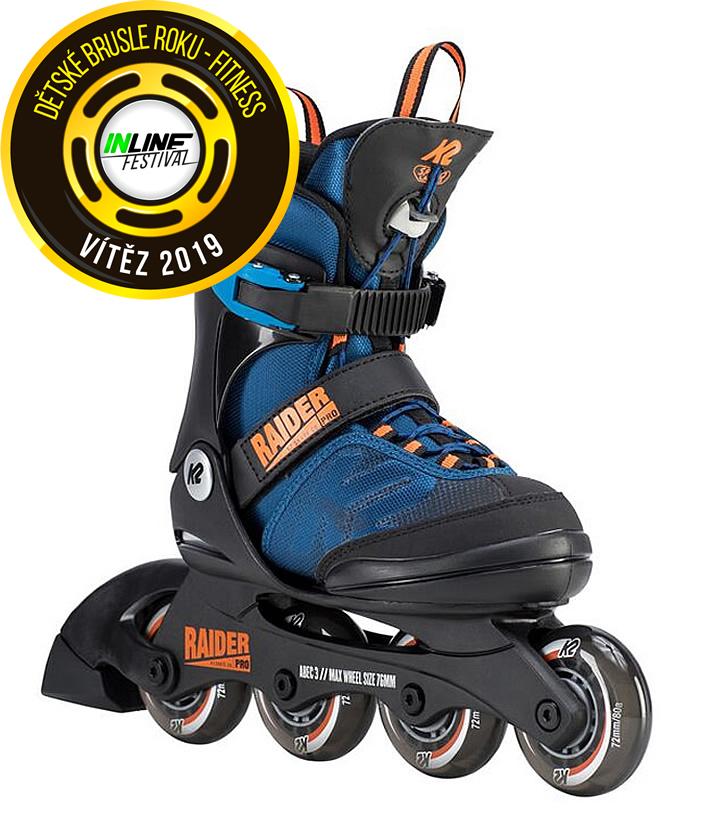 K2 Raider Pro kolečkové brusle
