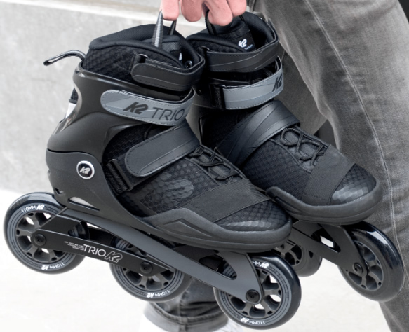 Freestyle skates K2 Trio 110 3wheels