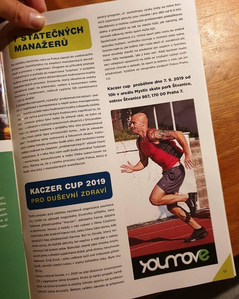 Fokus a kaczer Cup 2019