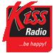 logo Kiss Radio