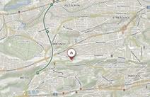 mapka Inline centrum Ladronka