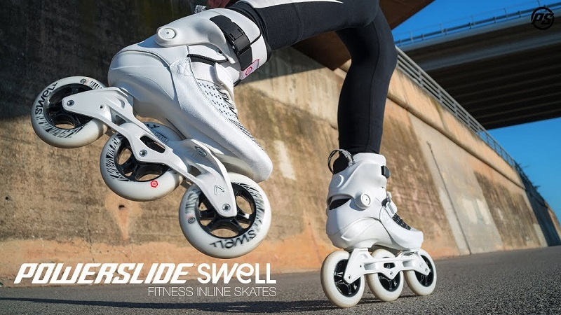 Inline brusle Powerslide Swell