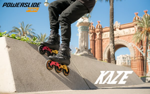 powerslide Kaze