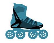 Rollerblade - botička