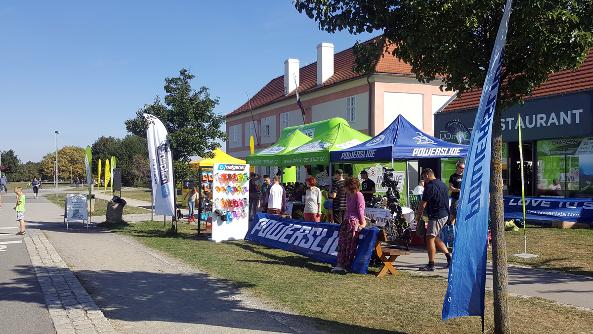 Prodejna inline bruslí v Praze pro vás pořádá testovací akce.