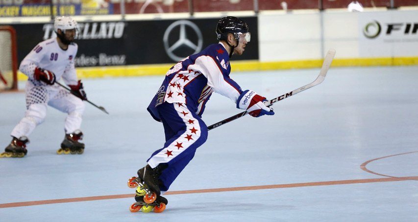 Inline hokej